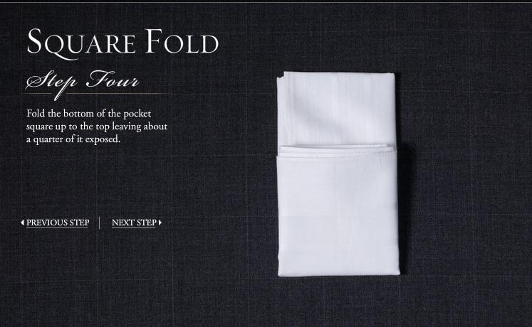 blogs journal pocket square etiquette